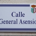 Calle General Asensio